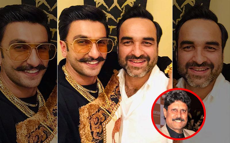 रणवीर सिंह की '83' से जुड़े अभिनेता पंकज त्रिपाठी, मैनेजर मान सिंह की भूमिका में आएंगे नज़र