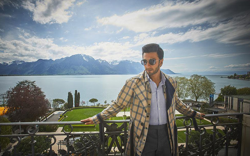 Ranveer Singh Will Camp At Dharamshala For 15 Days But Not For A Vacay!