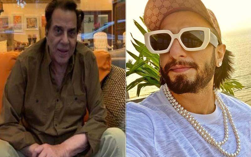 Rocky Aur Rani Ki Prem Kahani: Dharmendra Showers Praises On 'Darling' Ranveer Singh; Says, 'Mujhse Jab Bhi Milta Hai Bus Lipat Jaata Hai'