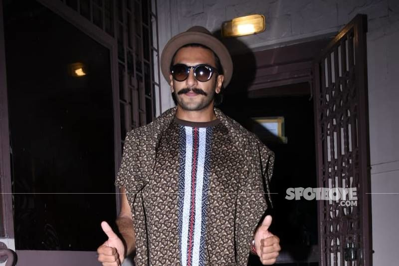 Another Historical Drama For Ranveer Singh On Cards, Actor To Be A Part Of Vashu Bhagnani's Suryaputra Mahavir Karna?