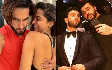 Deepika Padukone's Wifey Moment, Compliments From Arjun Kapoor And Tiger Shroff, And His Vegan Diet: All About Ranveer Singh's Latest AMA Session