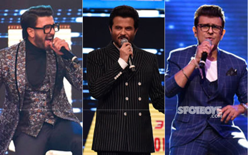 Mirchi Music Awards 2019: Ranveer Singh, Anil Kapoor, Sonu Nigam Set The Stage On Fire