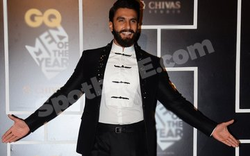OMG! Did Ranveer Actually Wear That For The GQ Men Of The Year Awards?