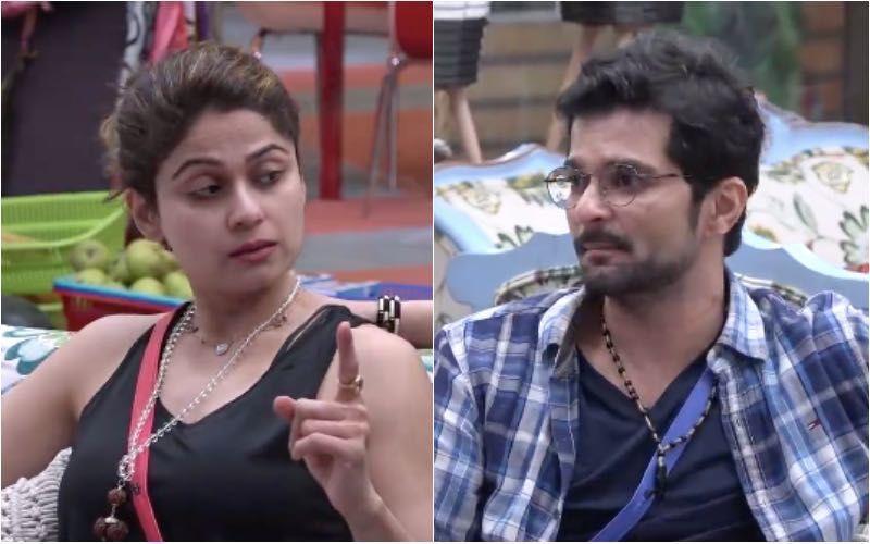 Bigg Boss OTT: Raqesh Bapat Confesses His Feelings To Shamita Shetty After She Gets Angry As Divya Agarwal's Lip Balm Falls From His Pocket