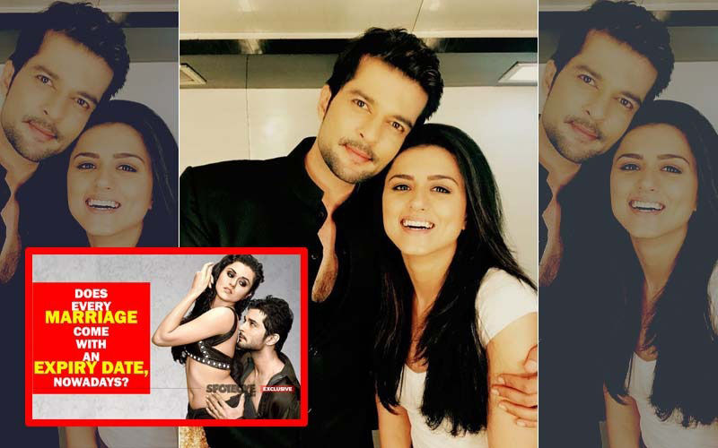 Raqesh Bapat And Ridhi Dogra Confirm Their Separation; Release A Joint Statement