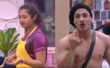 Bigg Boss Day 16 SPOILER ALERT: 'Tere Abba Ki Naukar Nahi Hoon Mein,' Rashami Desai And Azim Fight Over Food
