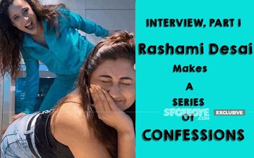 RASHAMI DESAI'S INTERVIEW, Part 1: 'Ankita Lokhande And I Knew Our Masti Will Get Compared To Madhurima-Vishal's Butt-Spanking Episode'- EXCLUSIVE
