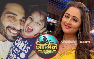 Naagin 4 Actor Vijayendra Kumeria On Rashami Desai, Shoot Getting Stalled And 3-Year-Old Daughter's Reaction To The Lockdown- EXCLUSIVE