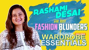 Rashami Desai's Fashion INTERVIEW: Discusses Red Carpet Looks, Style Blunders And Easy Hacks For Bad Hair Day- EXCLUSIVE