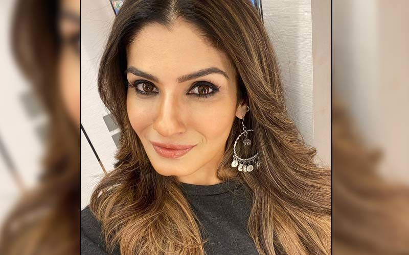 Raveena Tandon Reacts To Being Called A 'Nani' At The Age Of 46; Says There's Just An '11-Year Gap' Between Her And Daughter