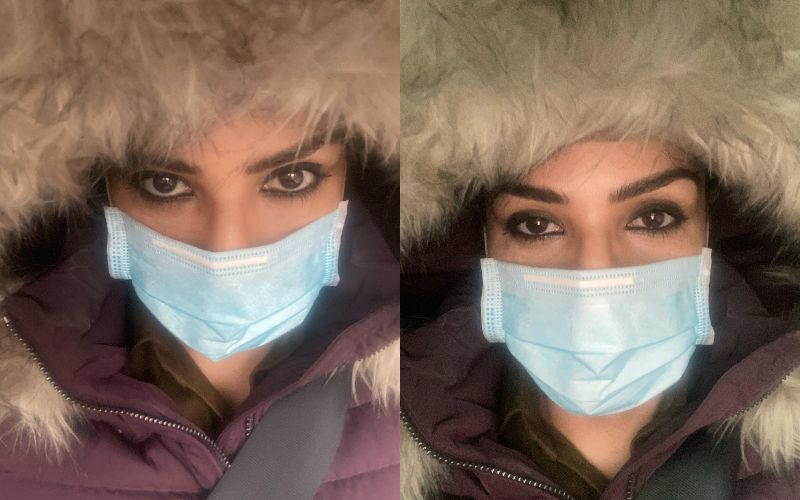 Raveena Tandon Is All Set For The Night Curfew Imposed In Manali; Says, 'Nature Getting A Breather After 8 PM'