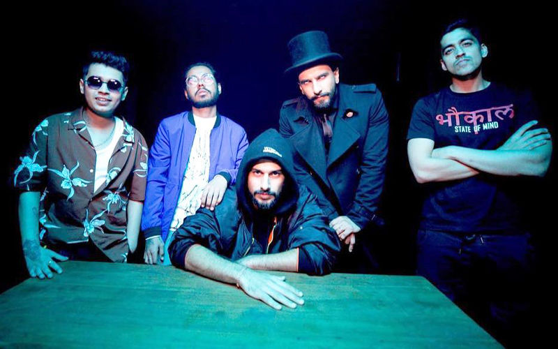 Ranveer Singh Steps Up His Music Game, Launches Own Record Label, IncInk