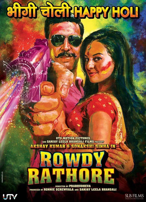 Rawdy Rathore Poster