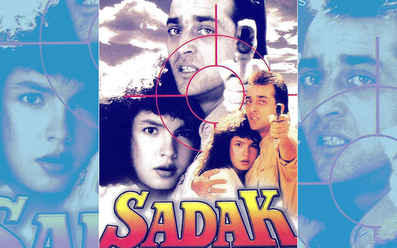Reboot To Sanjay Dutt-Pooja Bhatt's Lovestory, Sadak 2, Gets A New Release Date
