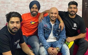 B Praak Begins Preparation For Qismat 2 Music