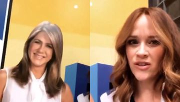 Reese Witherspoon Gets A Silent Treatment From Co-Star Jennifer Aniston; Her Reaction To The Same Is Hilarious – VIDEO