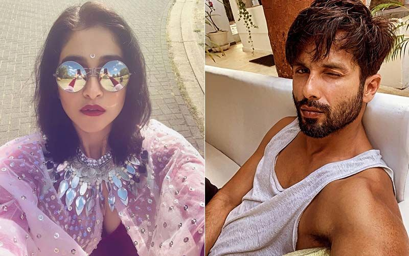 Regina Cassandra Joins Shahid Kapoor's Debut Web Series; She Is Currently Filming For It