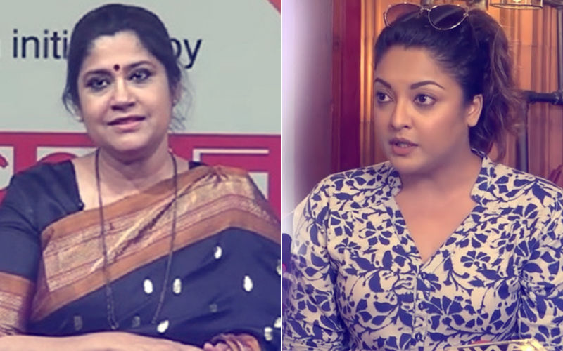 "Tanushree Dutta Sexual Harassment Scandal: ""Nana Is Known For His Volatile Temper"" Renuka Shahane Speaks Up"