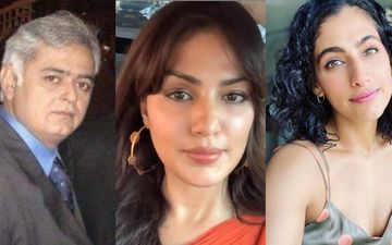 Rhea Chakraborty Arrested: Kubbra Sait, Anubhav Sinha, Hansal Mehta, Zoya Akhtar Express Their Disappointment Over Drug Charges