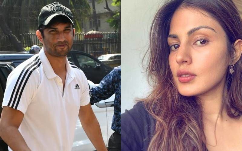 Sushant Singh Rajput Death: Rhea Chakraborty Spent 3 Crore In 90 Days From His Account Says Bihar Police Sources- Reports