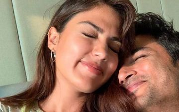 Sushant Singh Rajput Death: Rhea Chakraborty Reacts To Leaked Viral Video Talking About Controlling Her Boyfriend; Calls It 'Stand-Up Comedy'