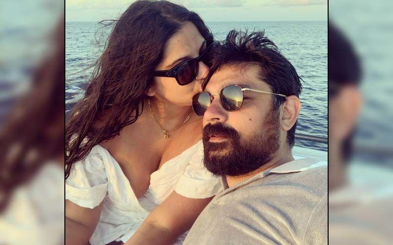 Rhea Kapoor And Karan Boolani Give A Glimpse Of Their Mushy Romance Amid The Maldivian Blues; Sonam Kapoor Drops A Sweet Comment