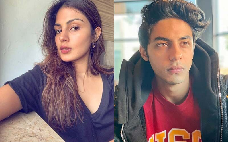 Rhea Chakraborty Shares A Cryptic Post About Growing Through Pain Amid Aryan Khan's Drug Bust Case Hearing