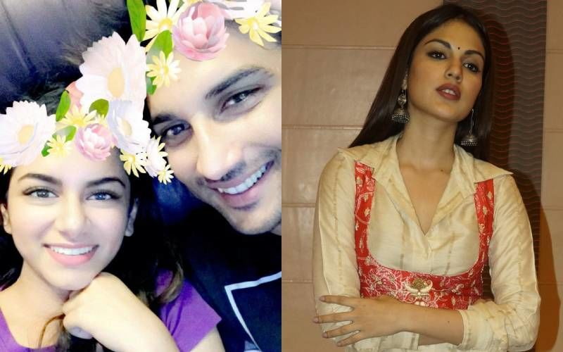 Sushant Singh Rajput's Niece MOCKS Rhea Chakraborty For Getting Police Protection; Shares Contradicting Picture Of Late Actor's Sister And Rhea Chakraborty's Visit To ED Office