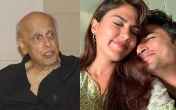 Contrary To Earlier Reports, Mahesh Bhatt Informs Mumbai Police That He Never Asked Rhea Chakraborty To Walk Away From Sushant Singh Rajput