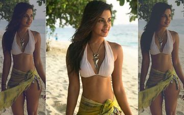 """Rhea Chakraborty Asked By A Troll, """"Can I Kiss Your Navel?"""""""