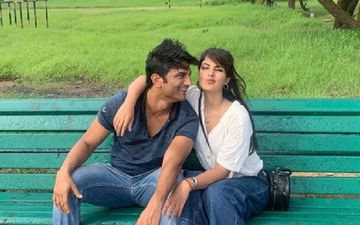 Sushant Singh Rajput Death: Rumoured GF Rhea Chakraborty Questioned Over Her Last Post; Fans Ask 'What Went Wrong'