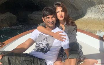 A Look At Rhea Chakraborty's Videos Reportedly Shot Inside Sushant Singh Rajput's Home - Watch