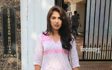 Rhea Chakraborty Arrested: NCB To Produce Actress In Court Via Video Conferencing At 7:30 PM; May Not Ask For Her Remand - REPORTS