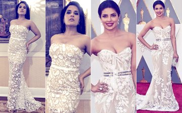 Yay Or Nay: Richa Chadha Recreates Priyanka Chopra's Oscar 2016 Look