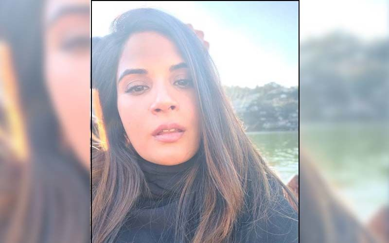 Richa Chadha Injures Her Foot At Home; Tillotama Shome, Gajraj Rao And Others Send Wishes To Her