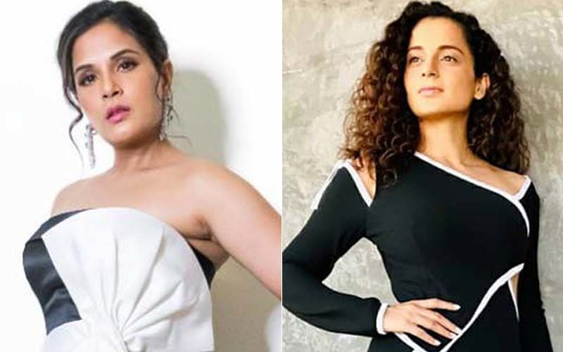 "Richa Chadha On Kangana Ranaut: ""If I Have A Problem With Someone, I Wouldn't Have A War Of Words With That Person On A Public Platform"""