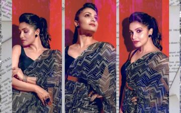 Do You Know Which Colour Make Actress Tanusree Chakraborty Happy?