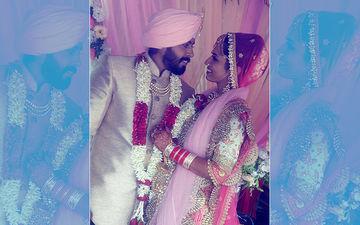 Do Dil Ek Jaan Co-Stars Ridheema Tiwari & Jaskaran Singh Tie The Knot