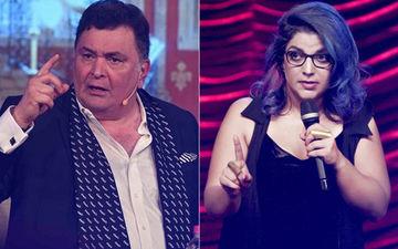 Rishi Kapoor Hurls Abuses At Twitter User, Aditi Mittal Blasts The Actor
