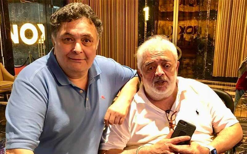 """Rishi Kapoor Is Cancer Free"", Reveals Filmmaker Rahul Rawail In A Facebook Post"