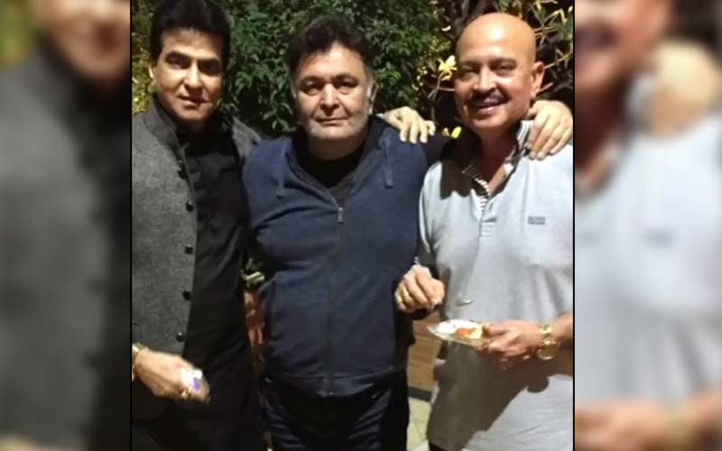 Neetu Kapoor Wishes 'Bhappa' Jeetendra On His Birthday With A Throwback Picture Featuring Late Rishi Kapoor And Rakesh Roshan