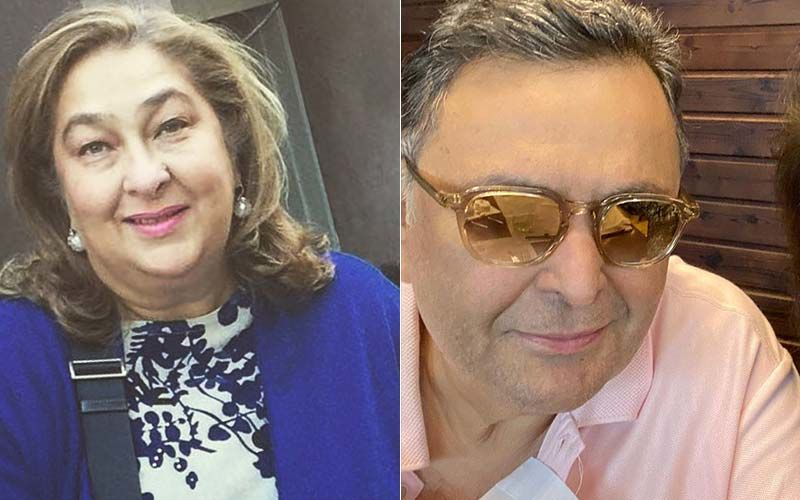 Rima Jain Says She Misses Her Late Brother Rishi Kapoor; Adds 'I Have Lost Two Brothers, One Is In Hospital, So I'm Not In A Good Frame'