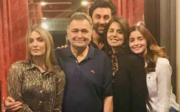 Remembering Rishi Kapoor On His 68th Birth Anniversary: These Throwback Pictures Will Make You Miss The Legendary Star