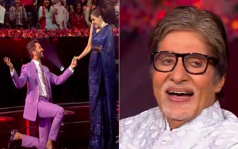 Kaun Banega Crorepati 13: Amitabh Bachchan Goes 'Waah Waah' As Riteish Deshmukh Dedicates Big B's Famous Dialogue For Wife Genelia Deshmukh With A Twist -WATCH