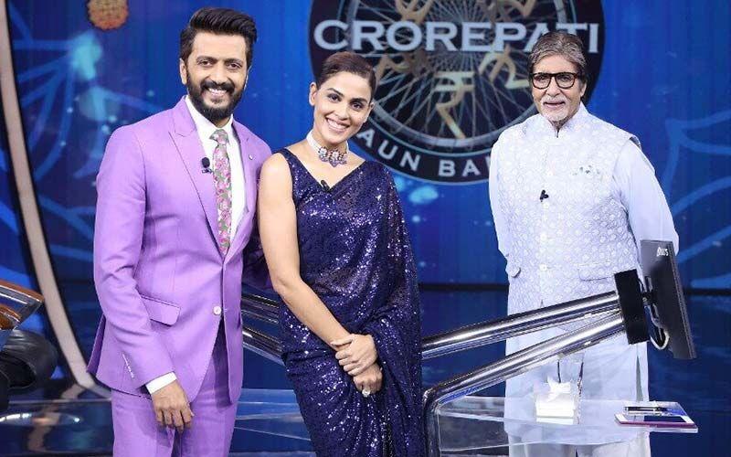 Kaun Banega Crorepati 13 Shaandaar Shukravaar Episode: It's Amitabh Bachchan On The Hot Seat, And Genelia Deshmukh Has Some Interesting Questions For Him