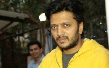 When Riteish Deshmukh Zoned Out