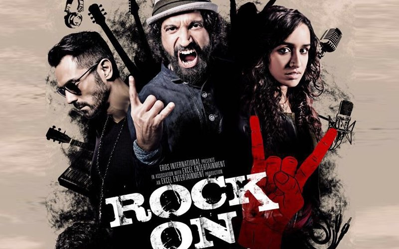 Rock On 2 Trailer Review: An Uninspired Rehash Of The Original