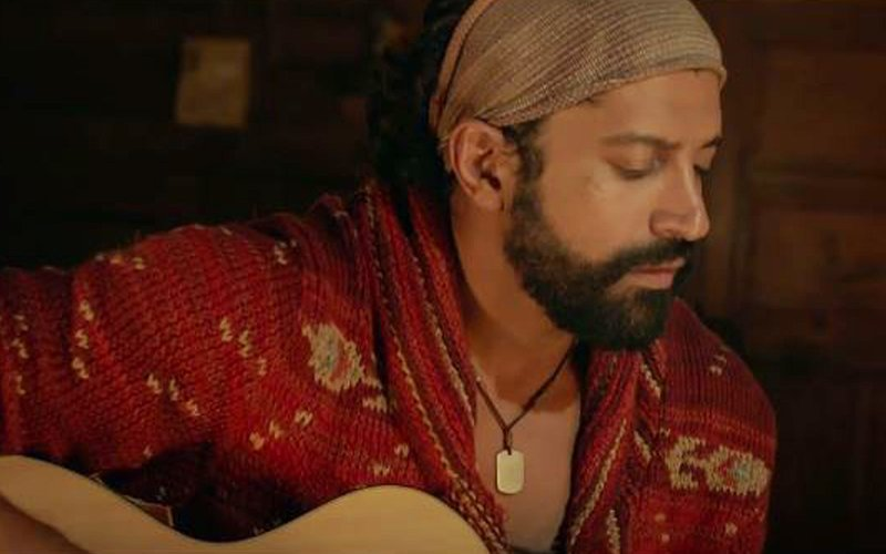 Manzar Naya is the latest offering from Rock On!! 2