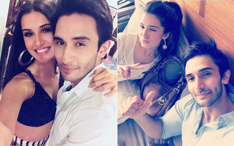 Love Story In Pics: Tara Sutaria Gets Cosy With Vinod Mehra's Son Rohan