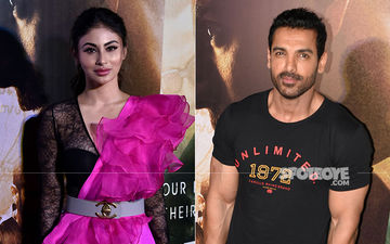 Romeo Akbar Walter Trailer Launch: John Abraham And Mouni Roy Are All Smiles